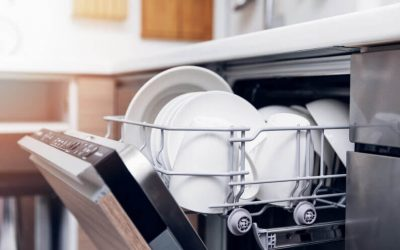 Why Is My Dishwasher Leaking?: 5 Common Causes of Dishwasher Leaks (and What to Do About It!)